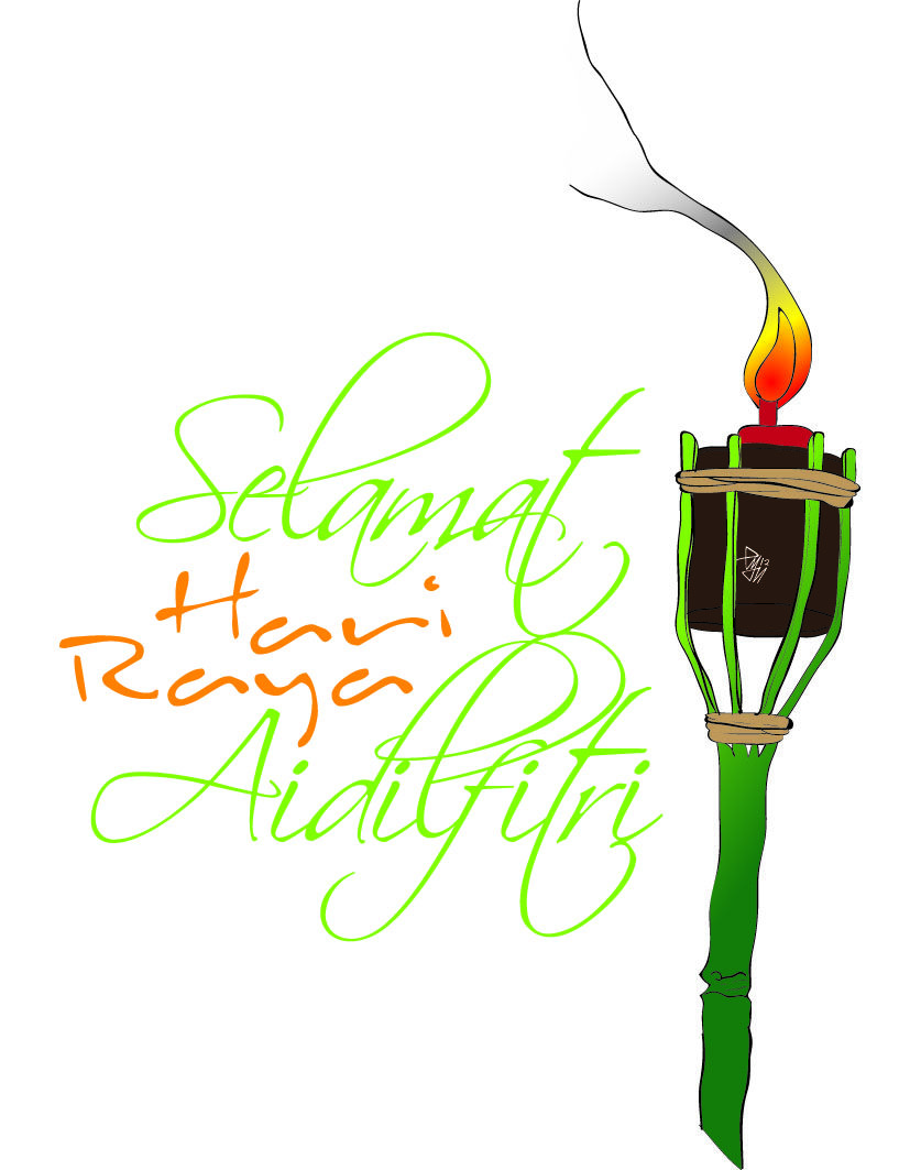 hari raya vector graphics download free.