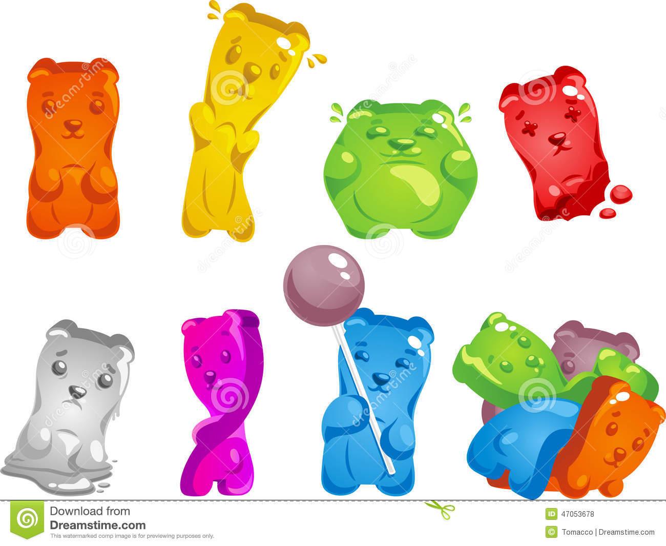 Haribo Stock Illustrations.