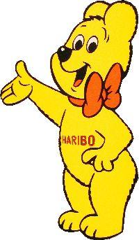 Gotta love Haribo!.