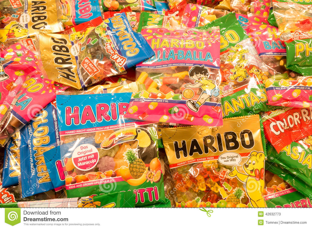 Haribo Stock Photos, Images, & Pictures.