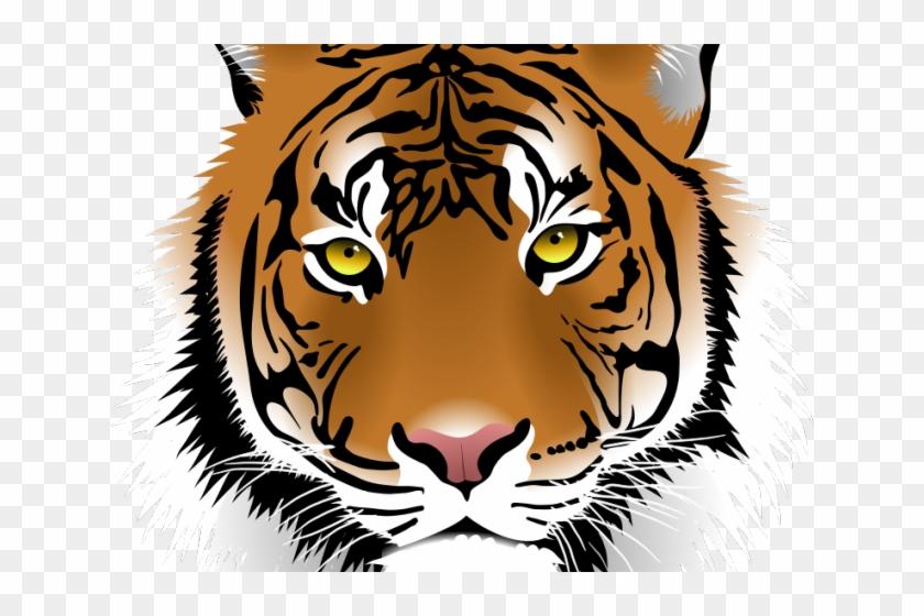 White Tiger Clipart Harimau.