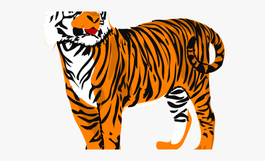 Big Cat Clipart Harimau.