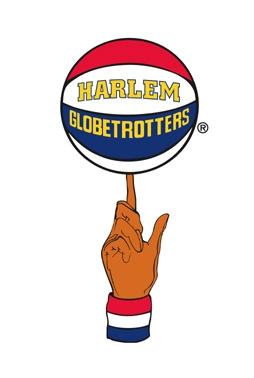 Harlem Globetrotters Clipart.