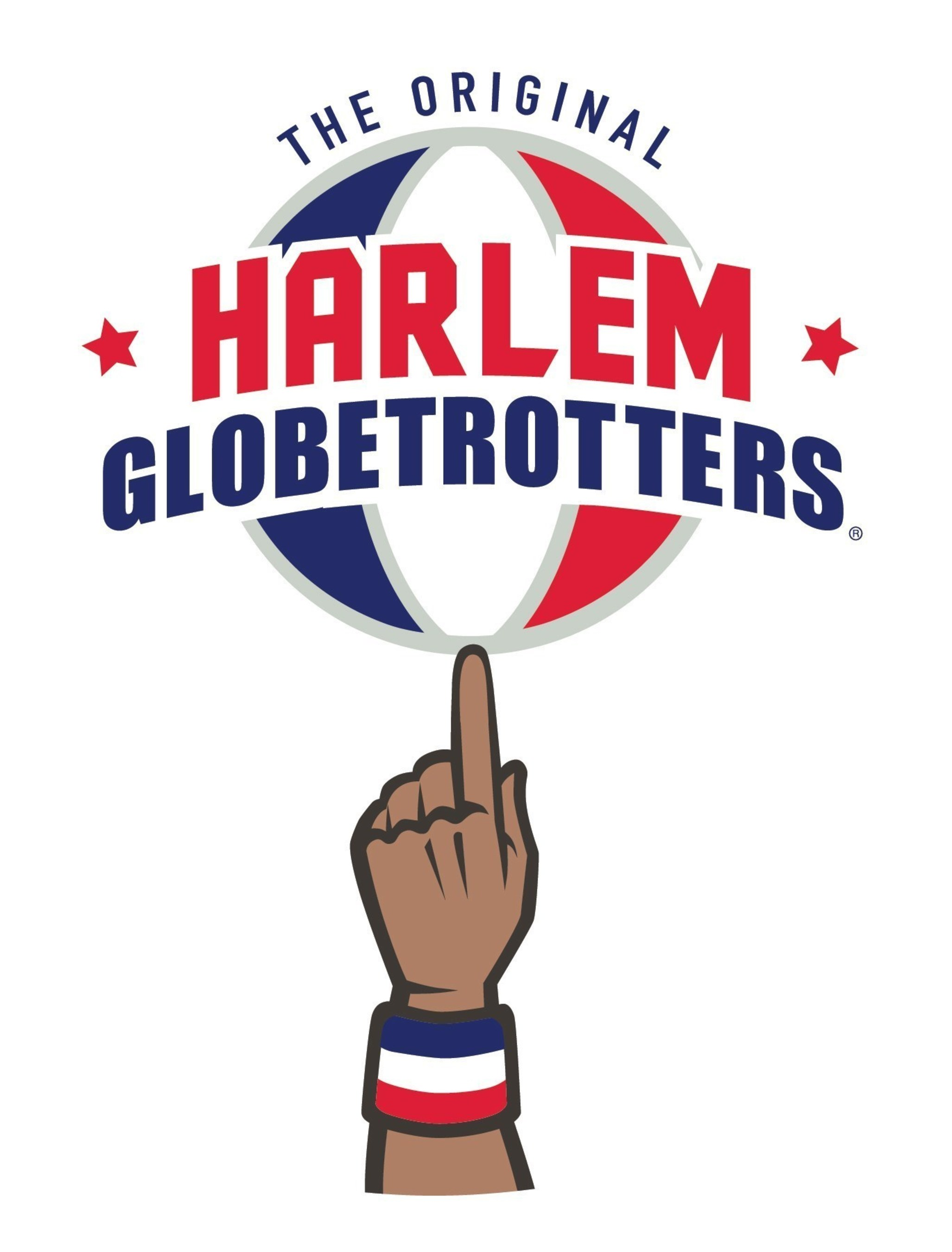 Harlem Globetrotters Unveil New Logo For First Time In 25 Years.