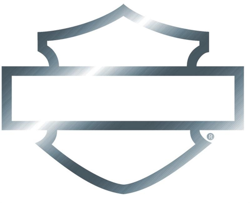 Harley Davidson Blank Logo.