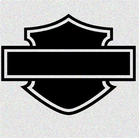 Harley davidson shield Logos.