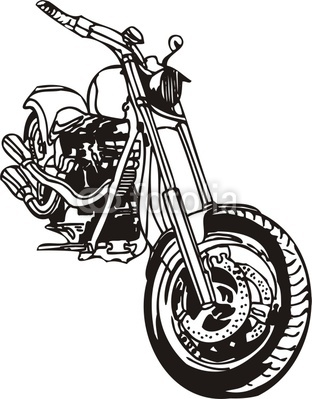 Harley Clip Art Free.