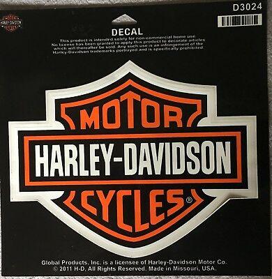 HARLEY DAVIDSON BAR Shield 5.25\