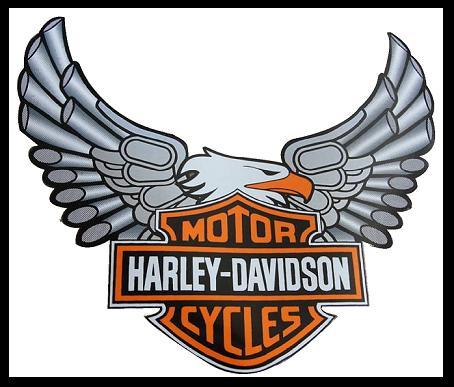 Harley davidson on harley davidson logo motorcycles clip art image.