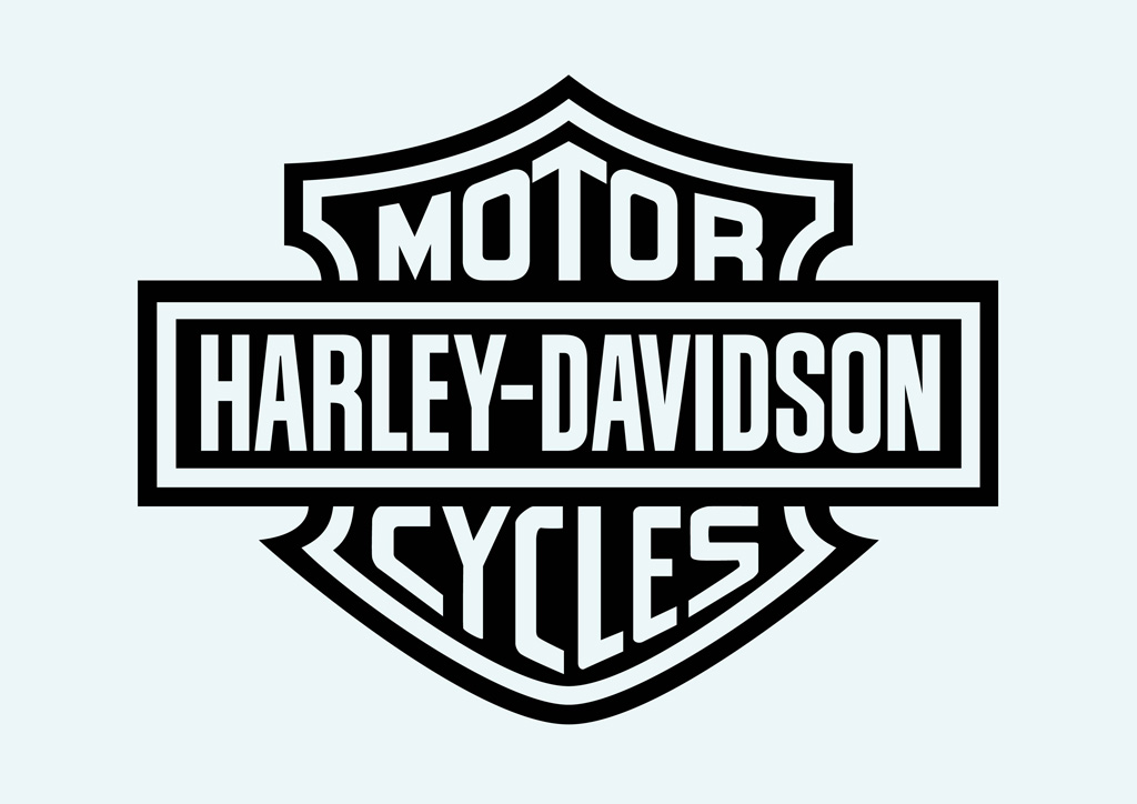 Harley davidson clipart - Clipground