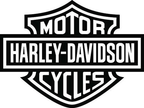 Free harley davidson clip art.