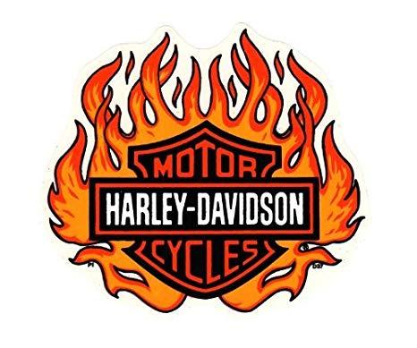 Amazon.com: Genuine Harley Davidson Bar and Shield with.