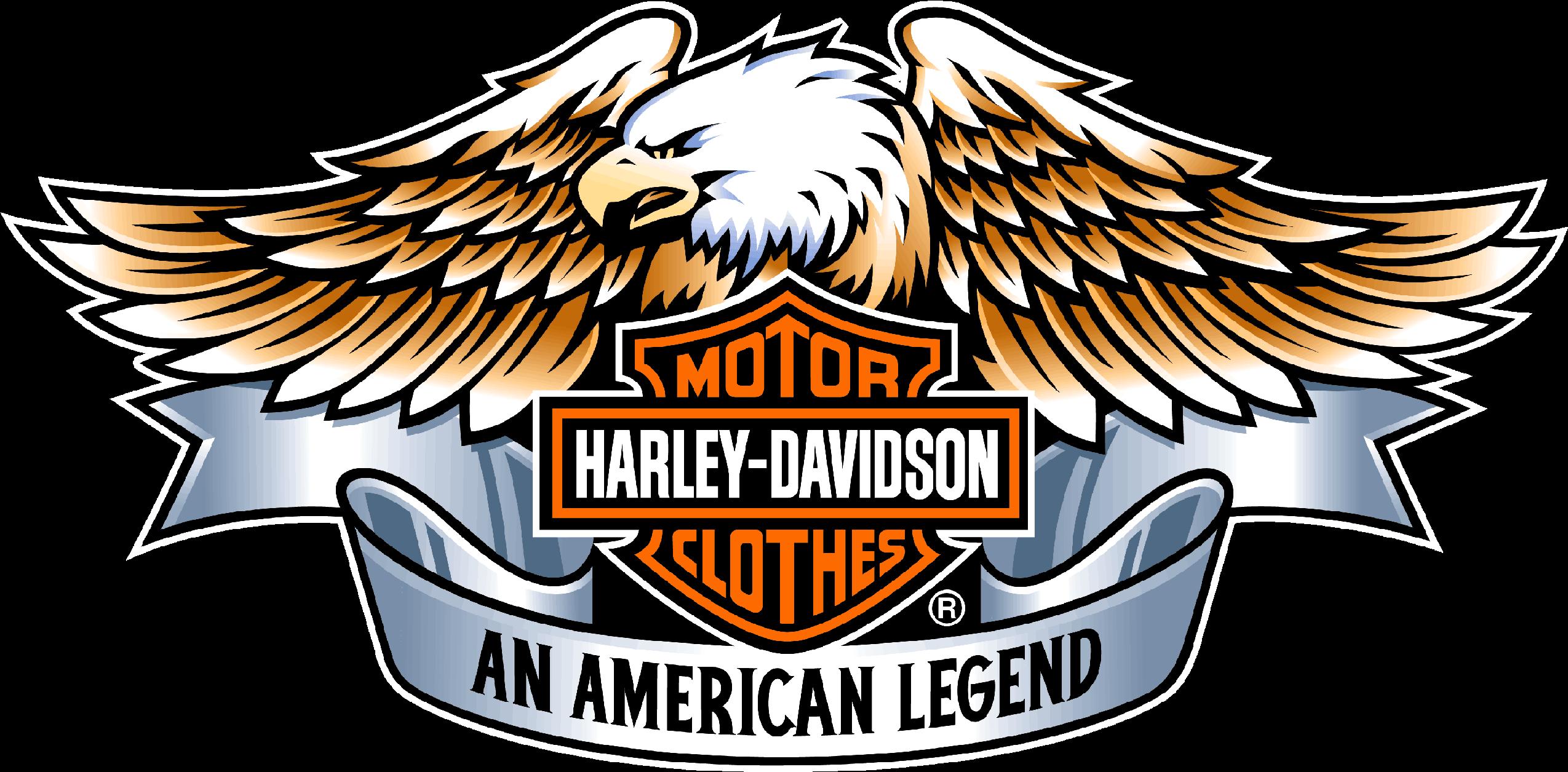Harley Davidson Clipart Dxf.