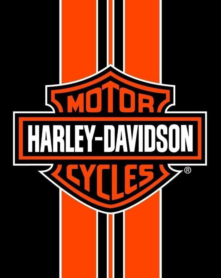 harley davidson logo Harley davidson clipart orange pencil and inlor.