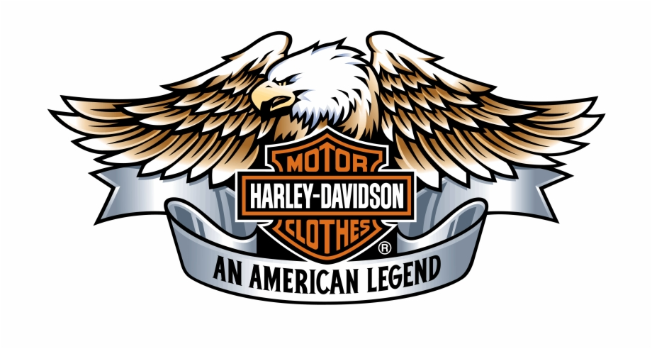 Download Harley Davidson Logo Eagle Wings Png.