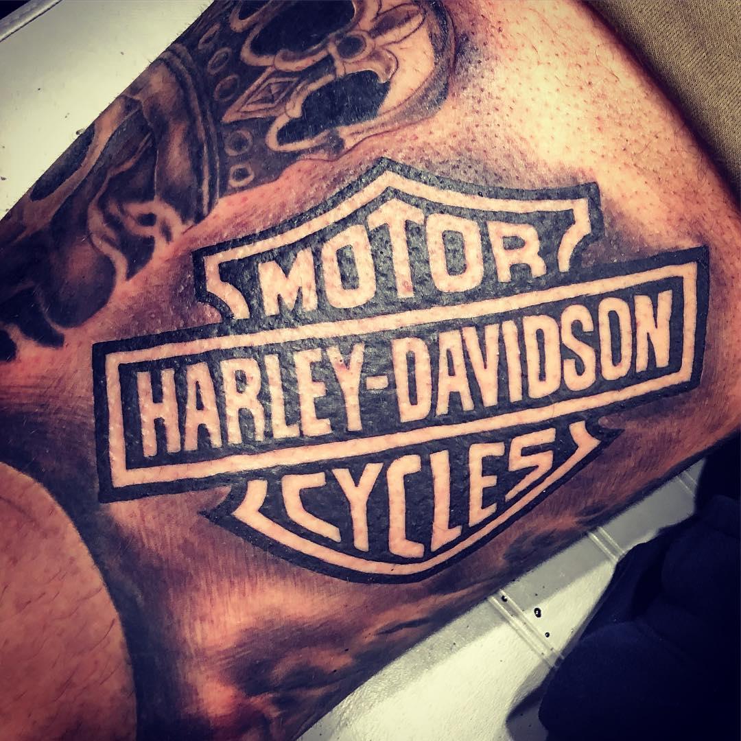 125+ Harley Davidson Tattoos: Unleash the Biker within You.