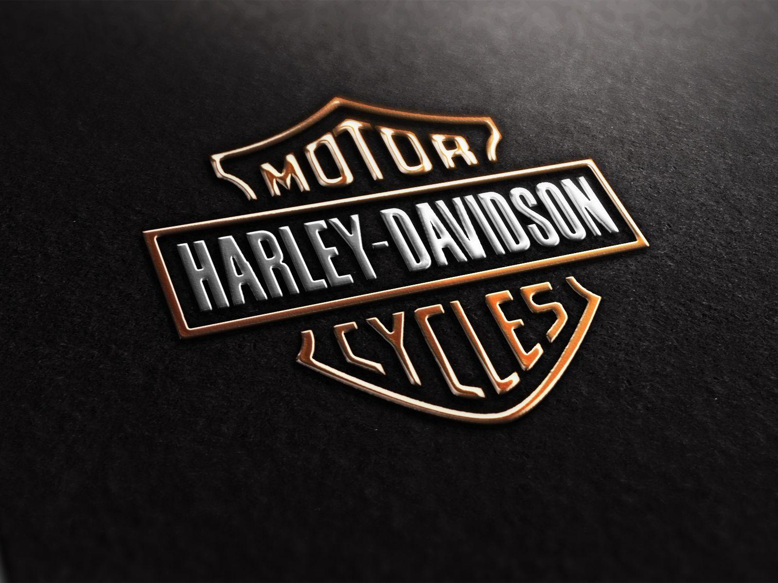 logo harley davidson wallpaper.