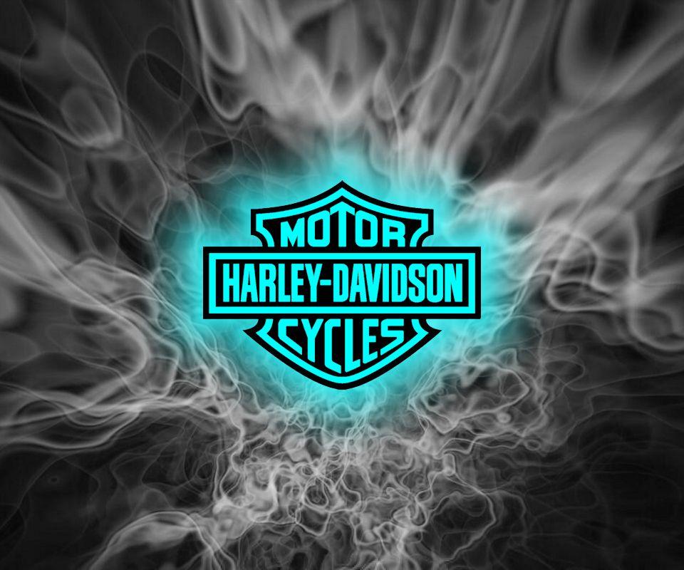 harley davidson logo wallpapers.