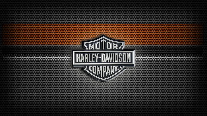HD wallpaper: Harley Davidson Motorcycle Logo HD, bikes.