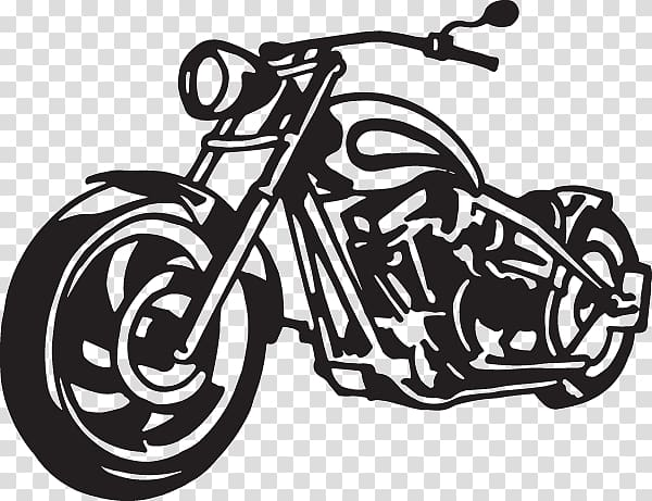 Decal Motorcycle Sticker Chopper Harley.