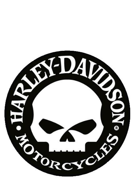 Harley davidson logo clipart.