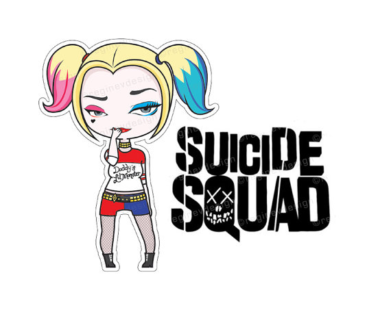 Harley Quinn Clipart & Look At Clip Art Images.