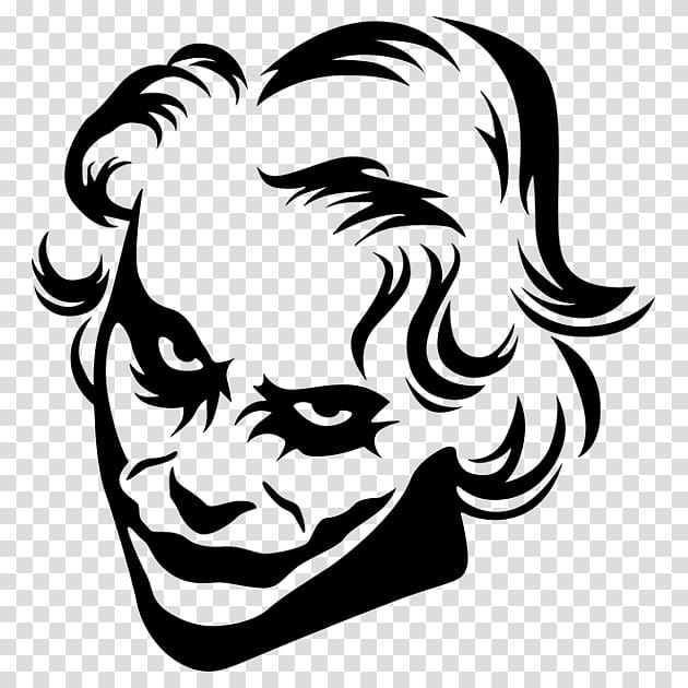 The Joker illustration, Joker Harley Quinn Batman Drawing.