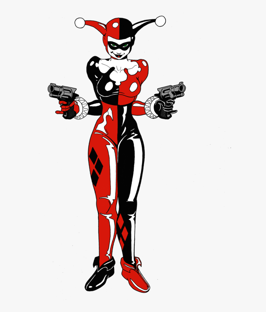 Graphic Black And White Download Harley Quinn Clipart.
