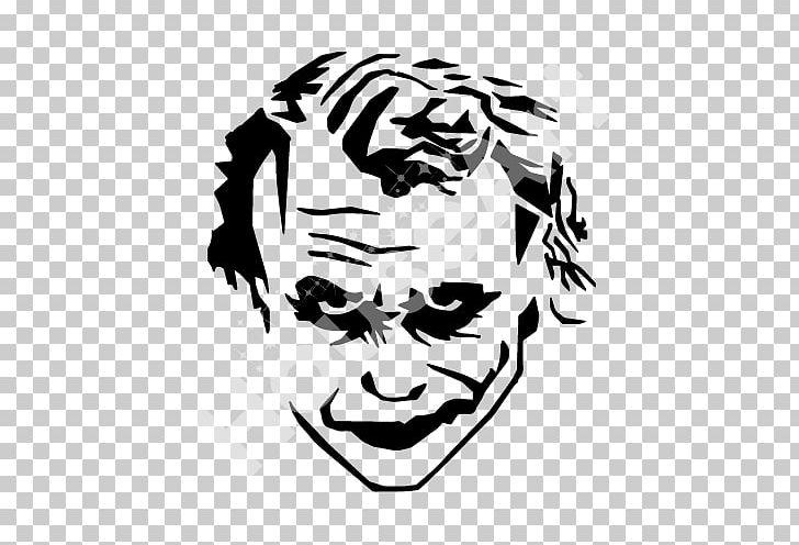 Harley Quinn Joker Batman Stencil Drawing PNG, Clipart, Art.