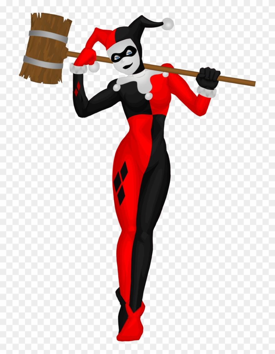 Harley Quinn By Ab.