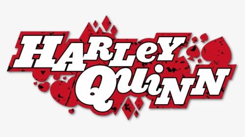 Harley Quinn Logo PNG Images, Free Transparent Harley Quinn.