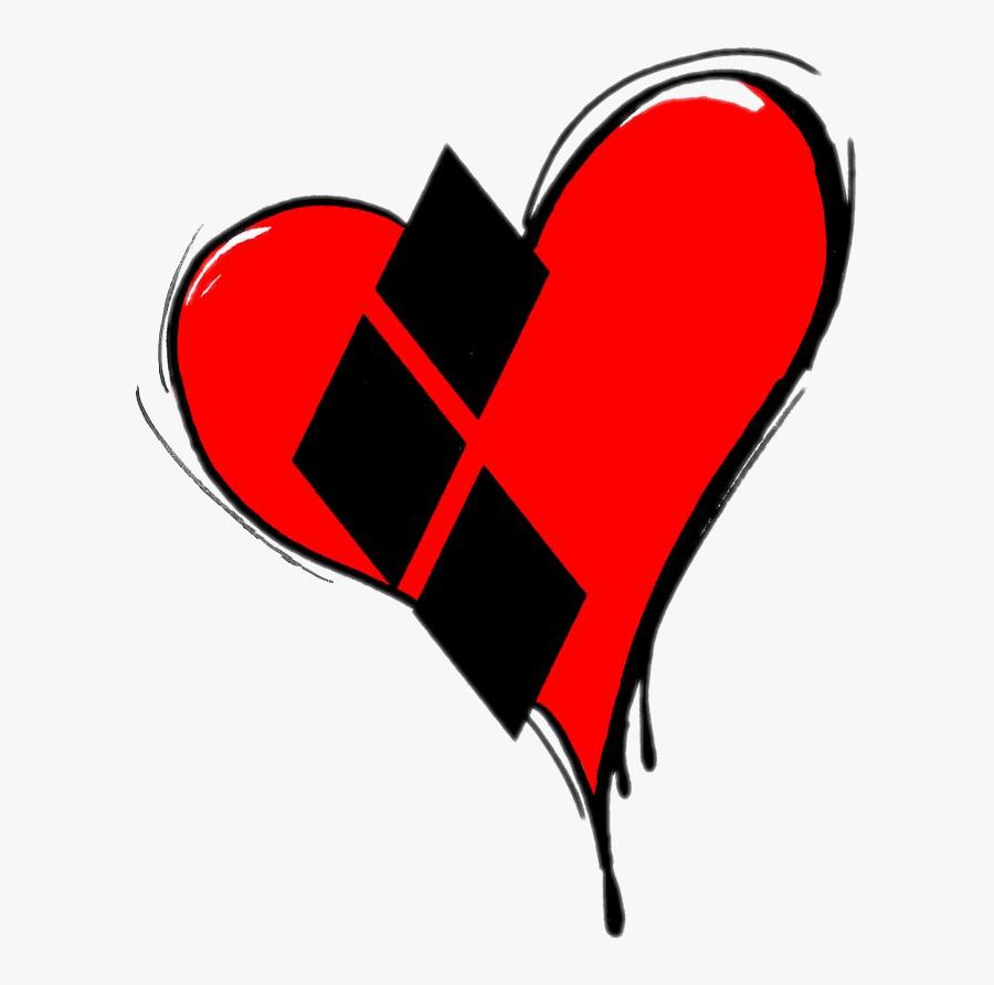 heart #harleyquinn #joker #dc#freetoedit.