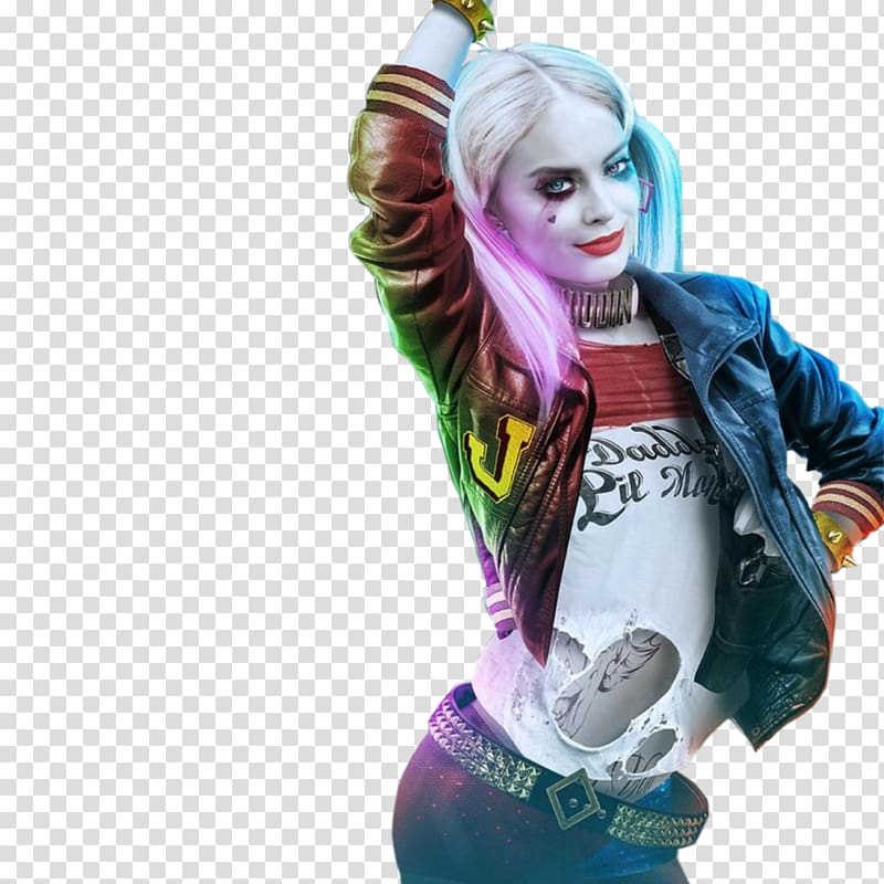 Margot Robbie Harley Quinn Joker Suicide Squad Batman, joker.