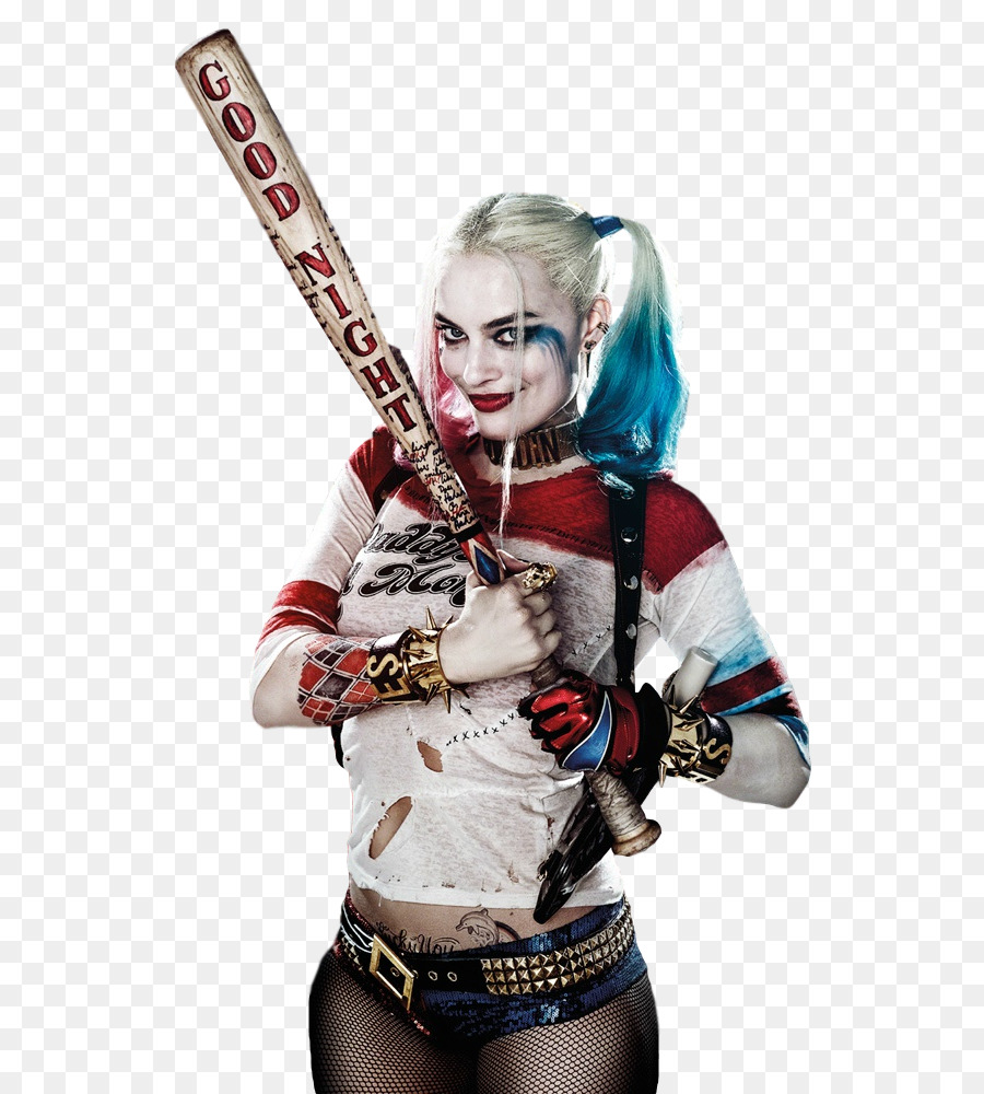 Harley Quinn Cartoon png download.