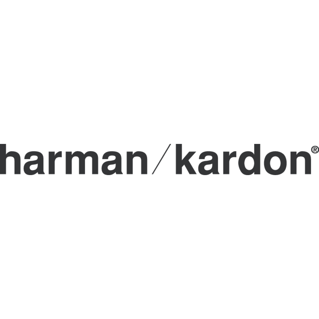 Harman Kardon logo, Vector Logo of Harman Kardon brand free download.