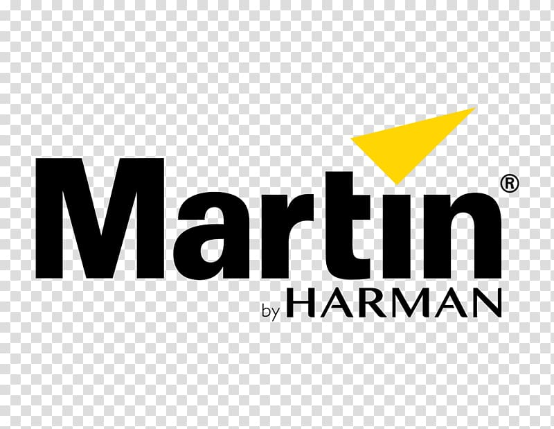 Martin by Harman logo, Martin Harman Logo transparent.
