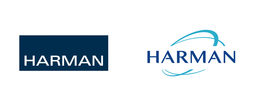 Brand New: New Logo for Harman.