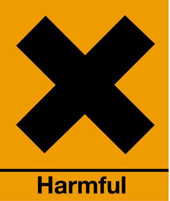 Harmful.