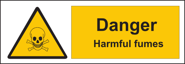 Danger Harmful Fumes Clip Art at Clker.com.