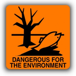 Harmful To The Enviroment Symbol.