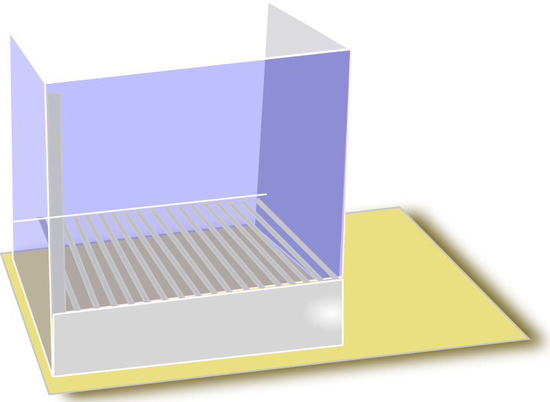 Free Clipart: Operant Conditioning cage.