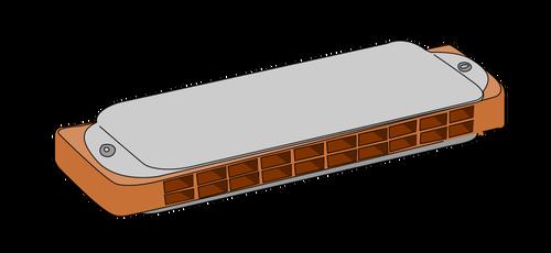 Mouth harmonica.