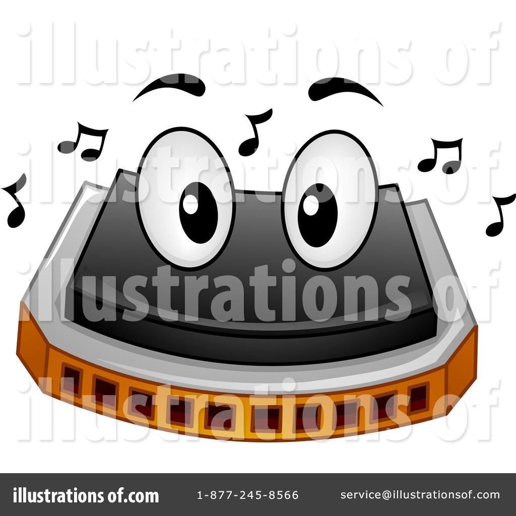 Harmonica Clipart #1346903.