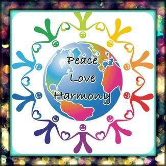 peace love harmony in 2019.