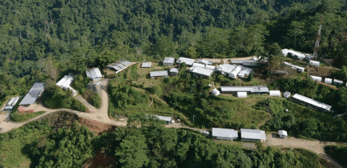 Newcrest and Harmony Gold edge closer to developing Wafi.