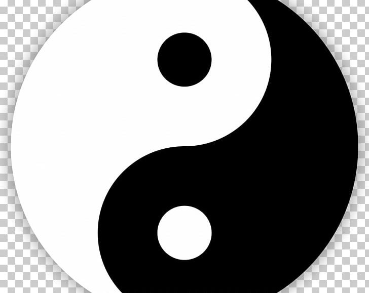Yin And Yang Taoism The Book Of Balance And Harmony Symbol Tao Te.