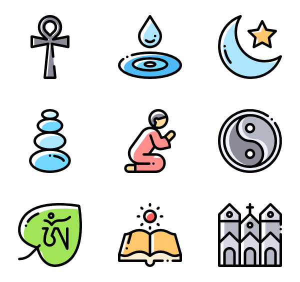 13 harmony icon packs.