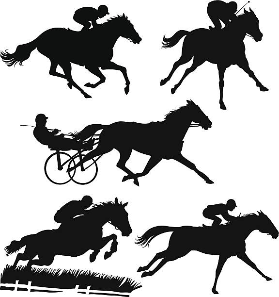 Harness Racing Illustrations, Royalty.