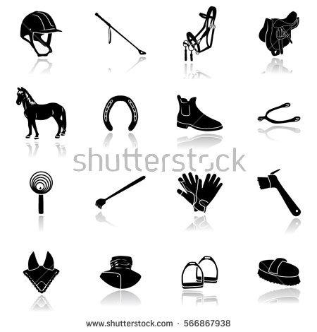 Horse Harness Stock Photos, Royalty.