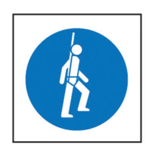 Safety Harness Clip Art.